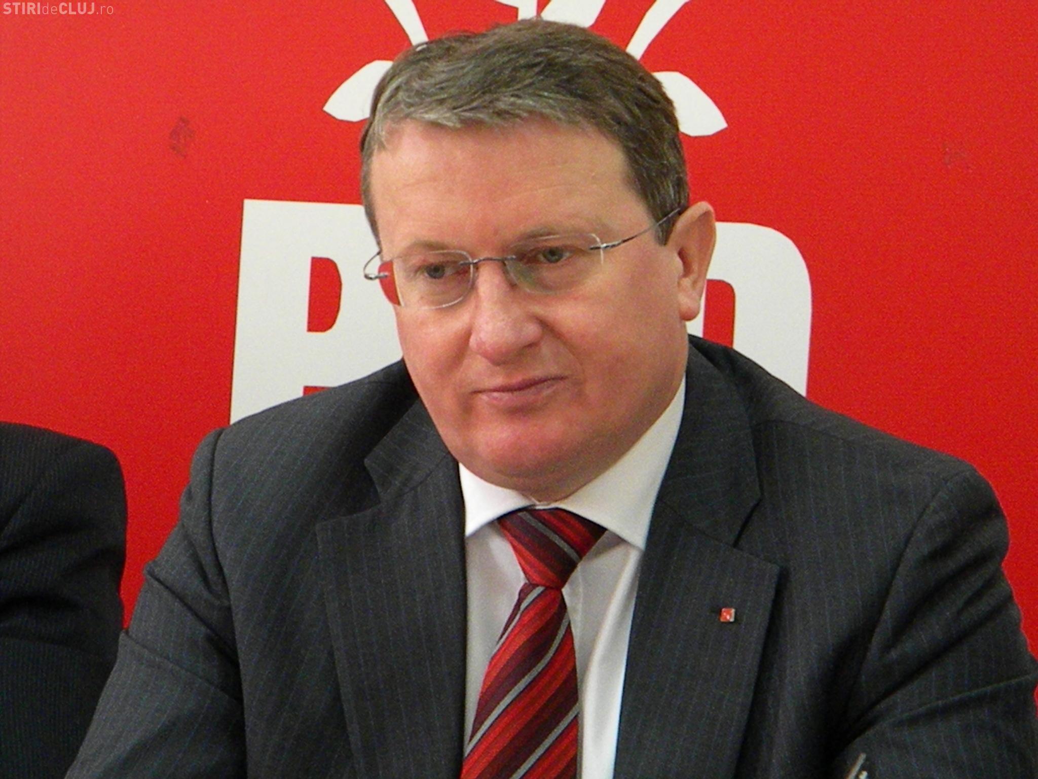 """Remus Lăpușan: """"Dacă lucrările de infrastructură din județul Cluj nu vor fi finalizate până la sfârșitul acestui an, vina îi va aparține Executivului Consiliului Județean Cluj"""""""