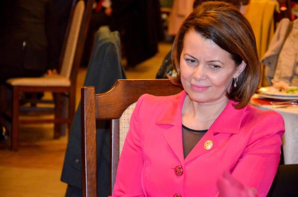 Interpelare adresată ministrului Anca Dragu de către deputat PSD Aurelia Cristea