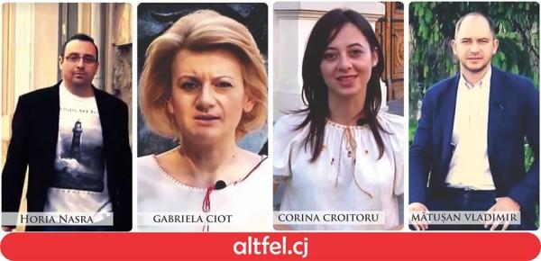 PSD altfel.cj – Despre tinerii candidați la alegerile locale – VIDEO