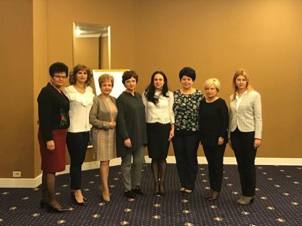"""Deputatul PSD Cluj Cristina Burciu a participat la seminarul OFSD """"Activitatea parlamentară, implicare şi răspundere în procesul de elaborare a legilor"""""""
