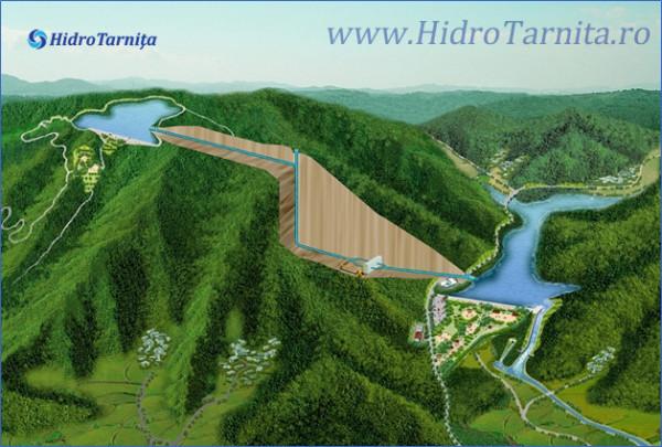 Proiectul privind Hidrocentrala cu acumulare prin pompaj Tarnița- Lapuștești