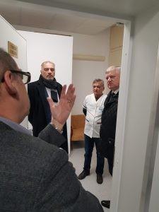 Investiții în sănătate. Spitalul Municipal Gherla are acum un Laborator de radiologie complet modernizat și dotat, cu sprijinul Primăriei și al Primarului Neselean Ioan.
