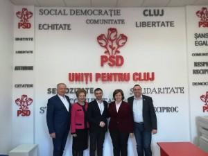 Liderii PSD din Regiunea de Nord-Vest strâng rândurile