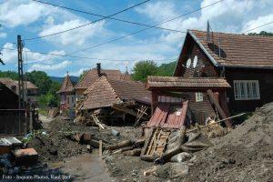 TSD Cluj- Campanie de sprijinire a sinistraților din Ocoliș- Alba