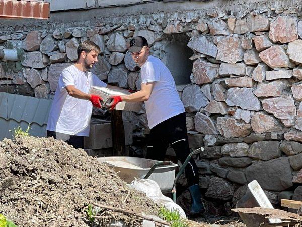 Apel umanitar-Campania TSD pentru zona Ocoliș continuă!