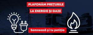 PSD demarează campania #JosFacturile! privind strângerea de semnături pentru plafonarea facturilor la energie și gaze